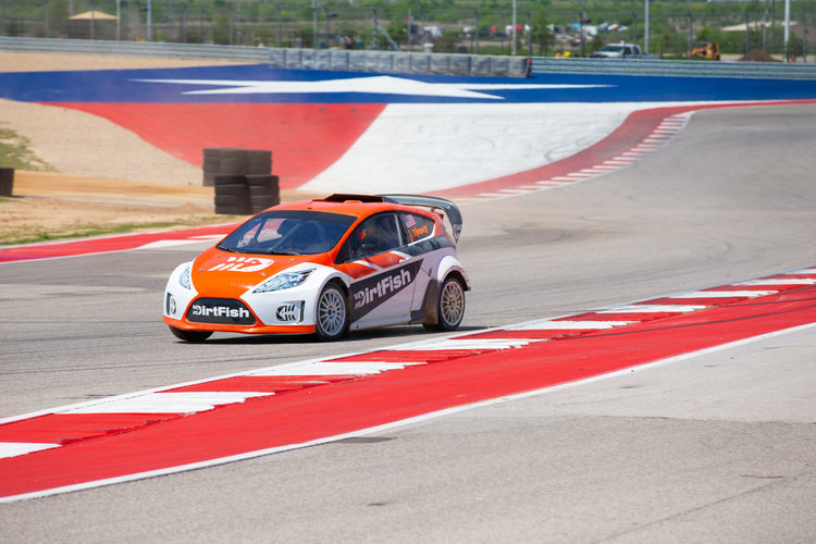 RD4: Circuit of the Americas, Austin, TX