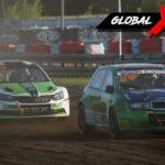 Jan Ratajský vs Zdeněk Kučera | Globalrallycross.com
