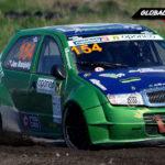Jan Ratajský Skoda Fabia MK1 | Globalrallycross.com