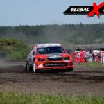 Robert Czarnecki Mitsubishi Lancer RX | Globalrallycross.com