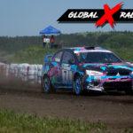 Mateusz Ludwiczak Mitsubishi Lancer EVO X | Globalrallycross.com