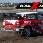 Maciej Cywiński Skoda Fabia MK2 | Globalrallycross.com