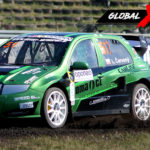 Lukáš Červený Skoda Fabia MK1 | Globalrallycross.com