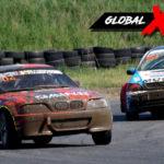 Paweł Melon vs Roman Častoral | Globalrallycross.com