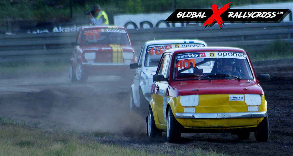 126p Cup Rallycross
