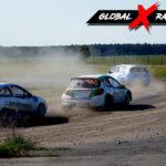 Łukasz Tyszkiewicz vs Martin Šindelek | Globalrallycross.com