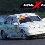 Roger Lippens Ford Escort MK5 | Globalrallycross.com