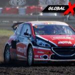 Tomasz Kuchar Peugeot 208 RX | Globalrallycross.com