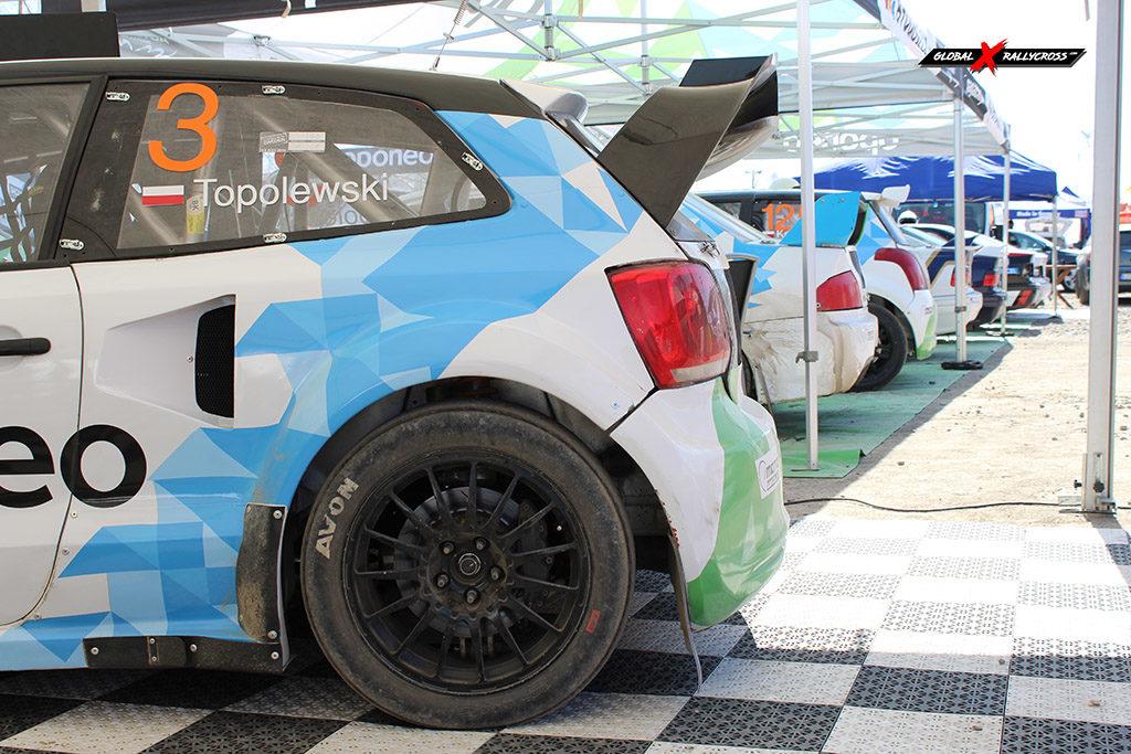 Oponeo Rallycross Team