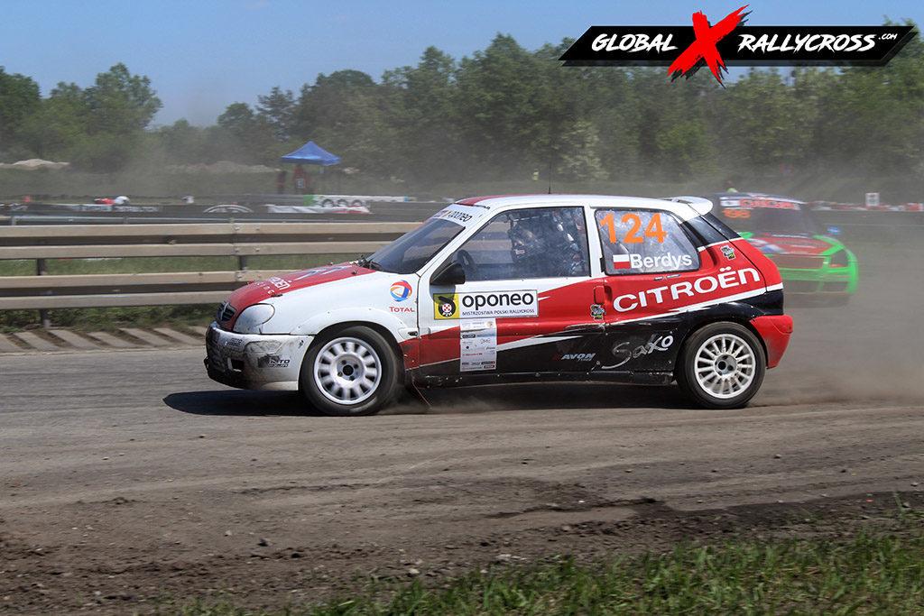 Berdys Rafał Citroen Saxo VTS
