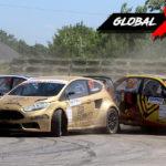 Jacek Ptaszek vs Mikołaj Otto vs Marcin Gagacki | Globalrallycross.com