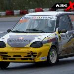 Łukasz Grzybowski Rallycross Seicento
