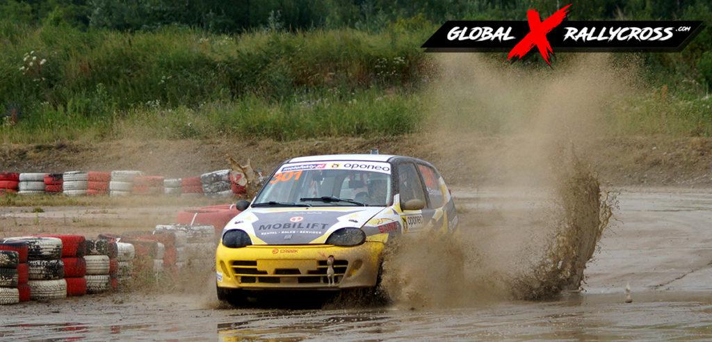 Grzybowski Rallycross