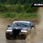Jan Rudak BMW E36 Compact   Globalrallycross.com