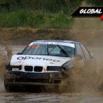 Wojciech Topolewski BMW E36   Globalrallycross.com