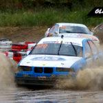 Jacek Lepianka vs Beata Borowicz vs Cezary Chmal   Globalrallycross.com