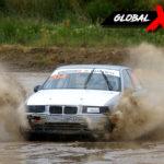 Przemysław Wójcicki BMW E36   Globalrallycross.com