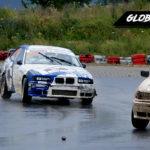 Łukasz Światowski vs Paweł Konecki vs Wiktor Mączkowski BMW E36   Globalrallycross.com
