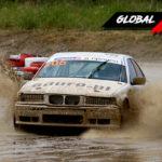 Łukasz Światowski BMW E36   Globalrallycross.com