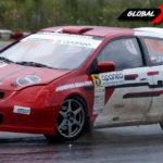 Damian Litwinowicz Honda Civic Type RX   Globalrallycross.com
