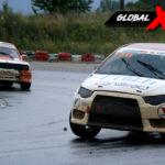 Michał Kruszyński vs Łukasz Zoll   Globalrallycross.com