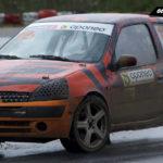 Paweł Rogalski Renault Clio   Globalrallycross.com