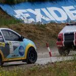 Rafał Berdys vs Alan Wiśniewski   Globalrallycross.com