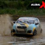 Alan Wiśniewski Citroen C2   Globalrallycross.com