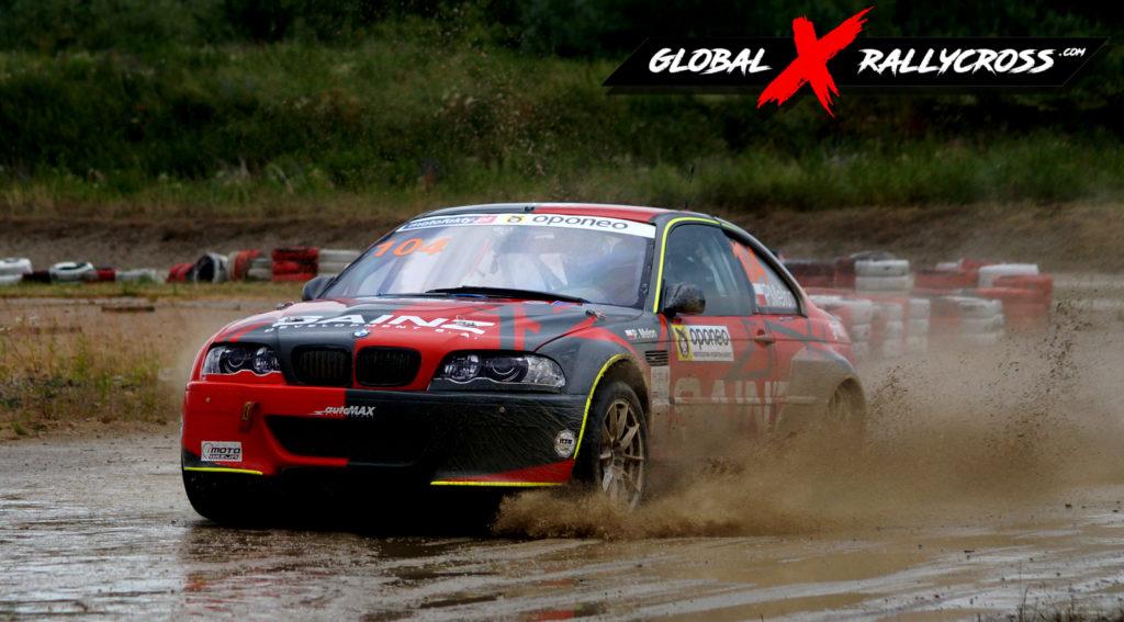 Paweł Melon BMW E46 M3 | Globalrallycross.com