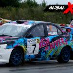 Mateusz Ludwiczak vs Maciej Cywiński   Globalrallycross.com