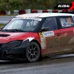 Maciej Cywiński Skoda Fabia   Globalrallycross.com