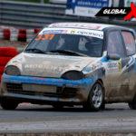Michał Kos Fiat Seicento   Globalrallycross.com