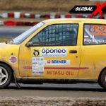 Marek Prędkiewicz Fiat Seicento   Globalrallycross.com