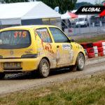Roksana Noniewicz Fiat Seicento   Globalrallycross.com