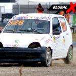 Robert Gajewski Fiat Seicento   Globalrallycross.com