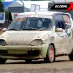 Marek Słowik Fiat Seicento   Globalrallycross.com