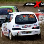 Karol Dombrowicki vs Krzysztof Witkowski Fiat Seicento   Globalrallycross.com