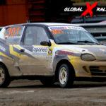 Łukasz Grzybowski Fiat Seicento   Globalrallycross.com