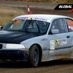 Kamil Wysocki BMW E36   Globalrallycross.com