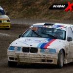 Gigi vs Cezary Chmal BMW E36   Globalrallycross.com