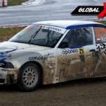 Paweł Konecki BMW E36   Globalrallycross.com