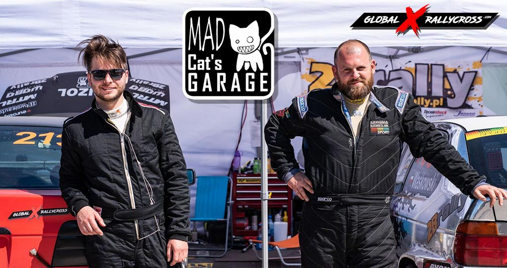 Mad Cat's Garage