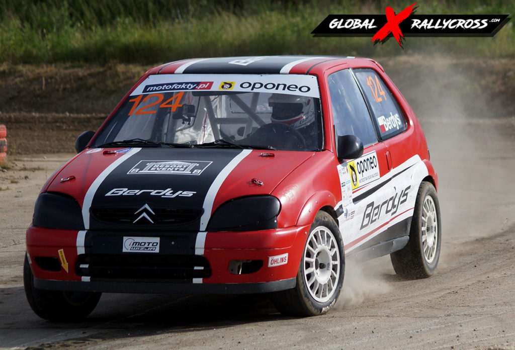 Berdys Rallycross