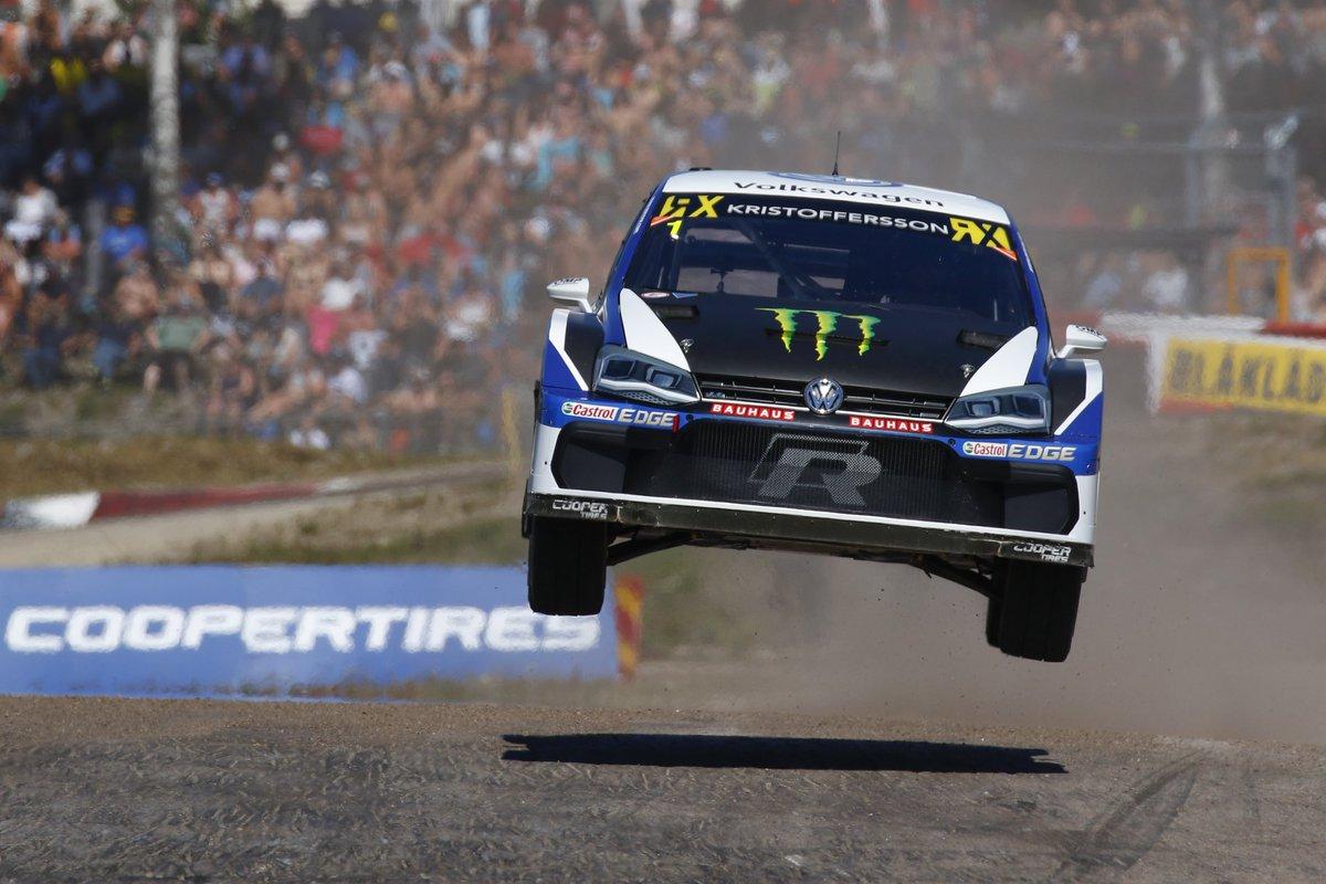 Johan Kristoffersson jump - Höljes RX