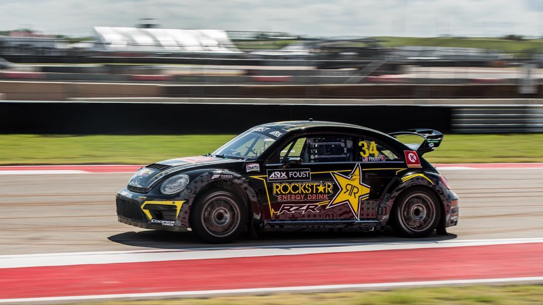 Tanner Foust - Circuit of the Americas