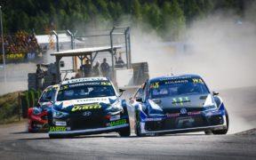 Johan Kristoffersson strikes again- Höljes RX