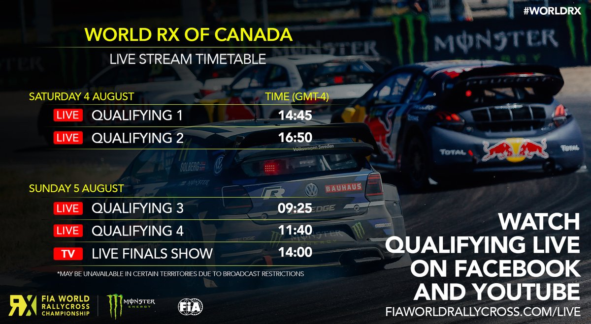World RX live stream