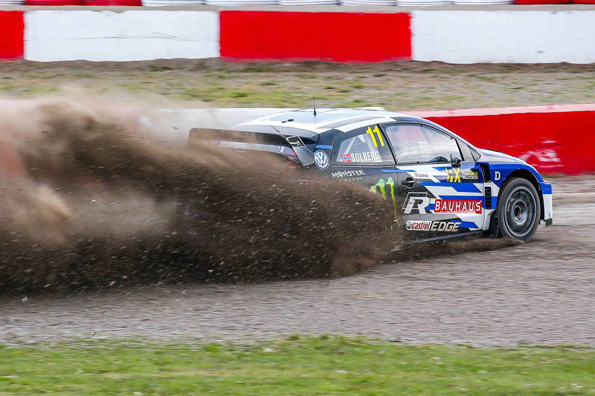 Petter Solberg - World RX of Canada