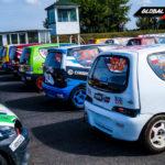 Fiat Seicento Treningi | Globalrallycross.com
