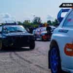 Andrzej Kleina Lancia Delta HF Integrale + Skoda Fabia | Globalrallycross.com
